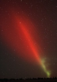 Aurora, Beautiful Pillar by CSAS Member, Ginger Mayfield